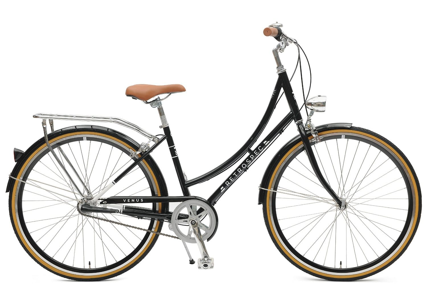 IRetrospec Venus Dutch Step-Thru City Comfort Hybrid Bike