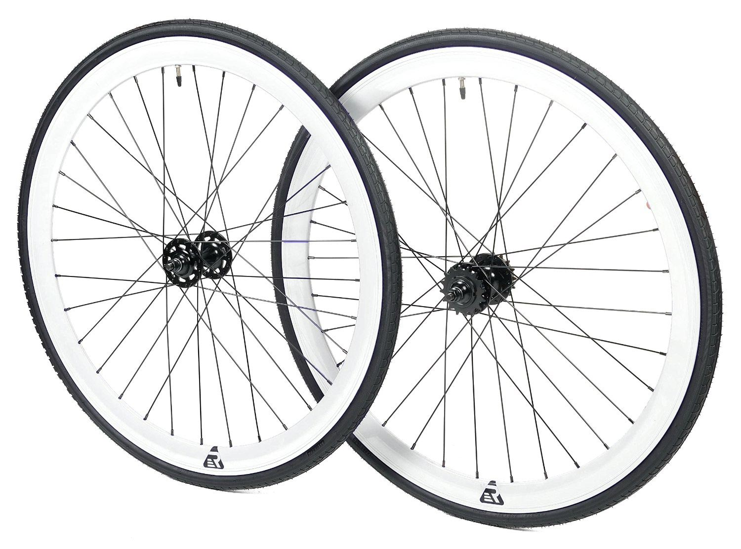 Retrospec Bicycles Mantra Fixed-Gear/Single-Speed Wheelset