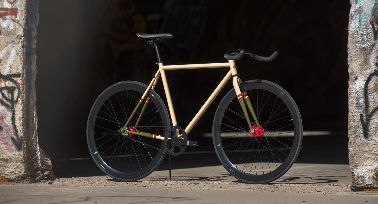 State Bicycle Co Fixed Gear Fixie Single Speed Bike Review