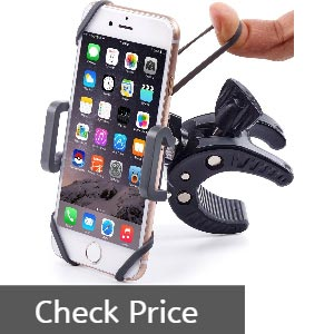 Caw Car Crowfoot Bike Phone Mount Review - best bike phone mounts