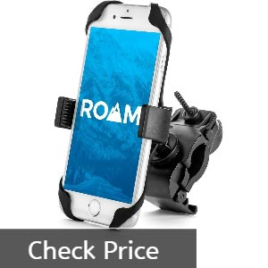 Roam Bike Phone Mount Review - best bike phone mounts