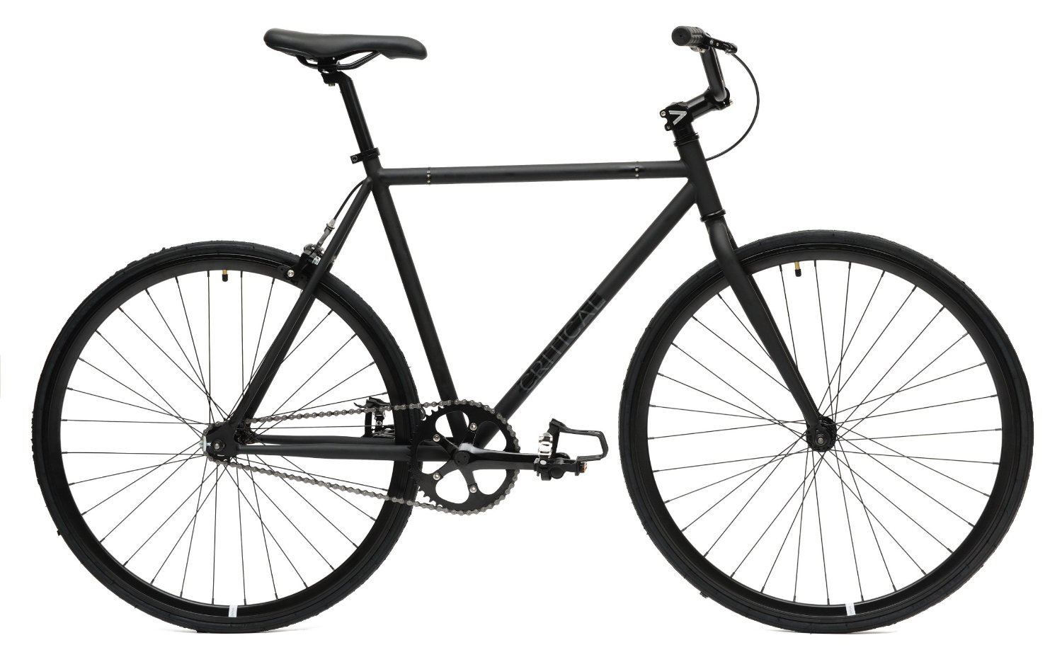 Critical Cycles Fixed Gear Single Speed Fixie Urban Road Bike