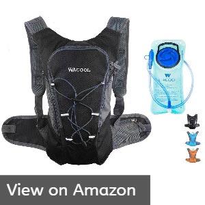 WACOOL Waterproof Hydration Bladder Pack review