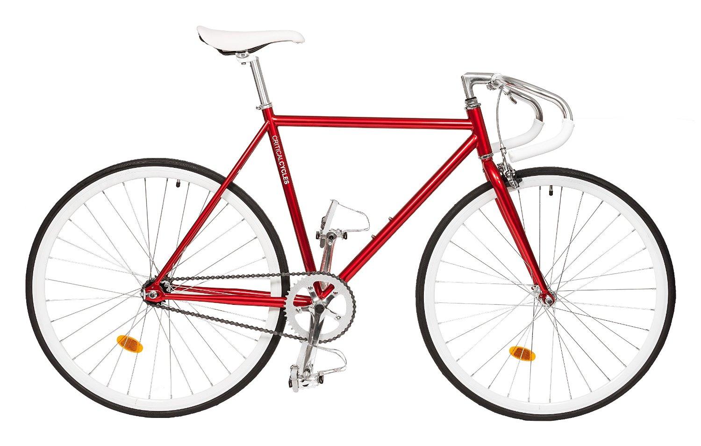 Critical Cycles Classic Fixed-Gear Single-Speed Bike