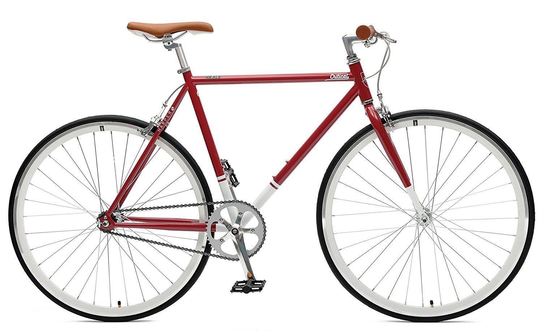 Critical Cycles Harper Single-Speed Fixed Gear Urban Commuter Bike