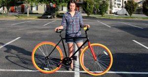 Kent Thruster Men's Fixie Bike Review